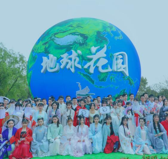 中国杭州西溪花朝节海外传播案例