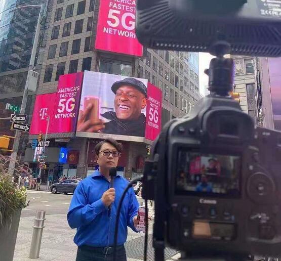 【拍摄花絮】世通社时代广场摄影团队近期拍摄花絮分享